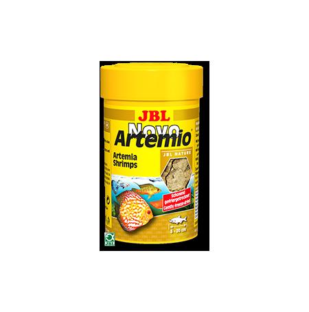JBL NovoArtemio  100 ml Artémies lyophilisées pour tous poissons
