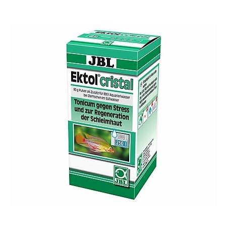 JBL Ektol Cristal Anti bactéries et parasites 80 g