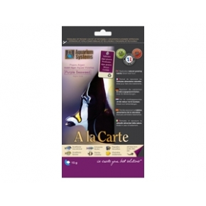 AQUARIUM SYSTEMS Purple Seaweed Algues violettes A la carte 15 g