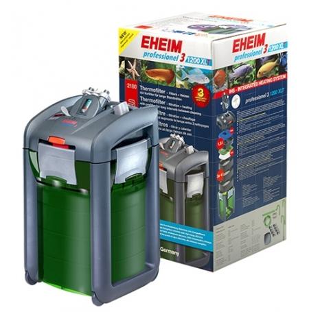 EHEIM Professionel 3 1200XL Thermo - Filtre pour aquarium de 400 à 1200 L
