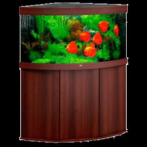 Aquarium Juwel Trigon 350 LED + Meuble - Brun