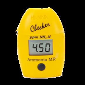 HANNA Mini-photmètre Checker Ammoniaque - Gamme moyenne
