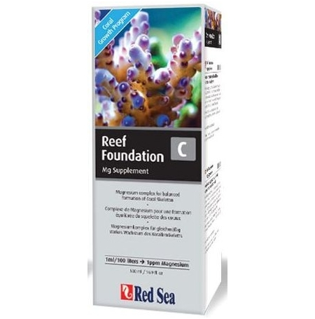RED SEA Reef Foundation C (Mg) 250 ml