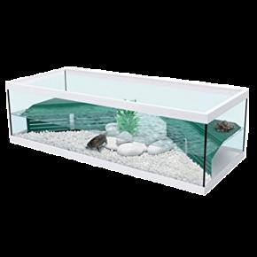 AQUATLANTIS Aqua Tortum 100 - 100x40x30 cm - Blanc