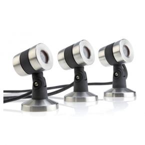 OASE LunAqua 3 Maxi LED Set 3  - 3 Grands Spots pour bassin