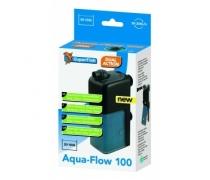 SUPERFISH Filtre AquaFlow 100 Aquarium de 50 à 100L Débit : 200l/h