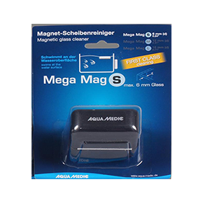 AQUA MEDIC Mega Mage S Aimant aquarium vitre 6mm maximum