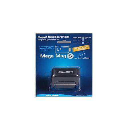 AQUA MEDIC Mega Mag S, aimant pour aquarium, vitres 6 mm maximum