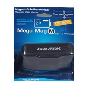 AQUA MEDIC Mega Mag M Aimant aquarium vitre 12 mm maximum