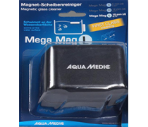 AQUA MEDIC Mega Mag L Aimant aquarium vitre 18 mm maximum