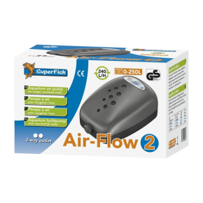 SUPERFISH Pompe Air Flow Mini Débit : 240 l/h