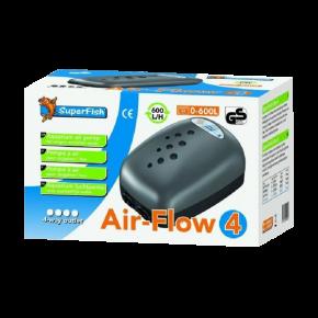 SUPERFISH Pompe Air Flow 4 Débit : 600 l/h