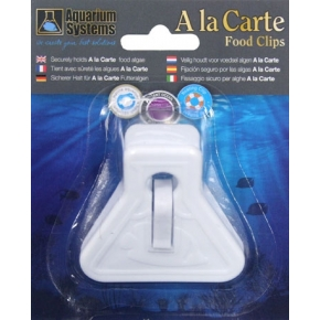 AQUARIUM SYSTEMS Food clips A la Carte