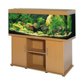 Aquarium Juwel Rio 400 + Meuble - Hetre