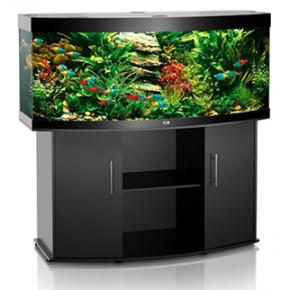 Aquarium Juwel Vision 450 + Meuble - Noir