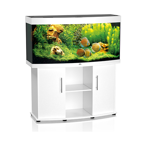 Aquarium Juwel Vision 450 + Meuble - Blanc