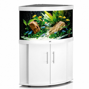 Aquarium Juwel Trigon 350 + Meuble - Blanc