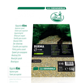 DENNERLE Gravier Plantahunter Burma 2-4 mm - 5 kg