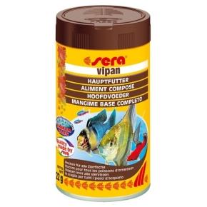 SERA Vipan 100ml Nourriture en flocons pour poissons d'ornement