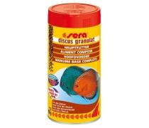 SERA Discus granulat 250ml Granulés pour discus et poissons d'ornement exigeants
