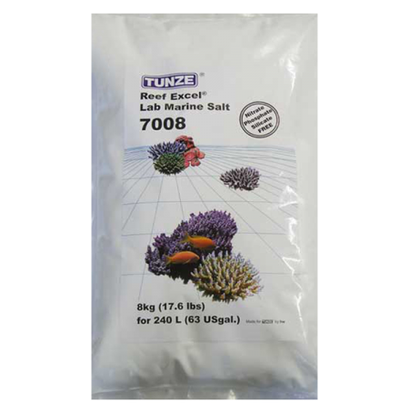 TUNZE Sel Reef Salt Lab Marine 2 Kilos