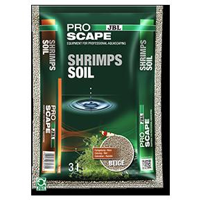 JBL ProScape Shrimpsoil BEIGE 3L Substrat de sol aquarium crevettes