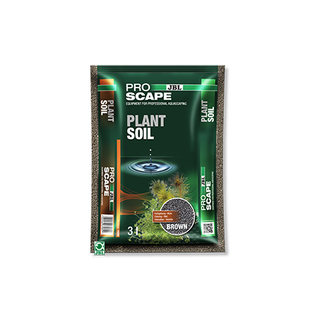 JBL ProScape PlantSoil BROWN 3L Substrat de sol