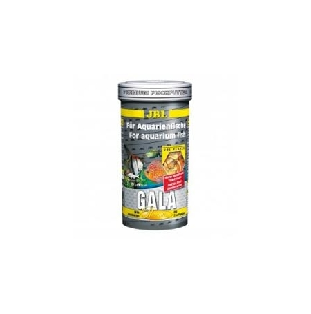 JBL Gala - 100 ml - Nourriture poissons d'ornement carnivores