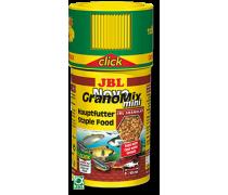 JBL NovoGranoMix Click 100ml Nourriture mixte en granulés pour petits poissons