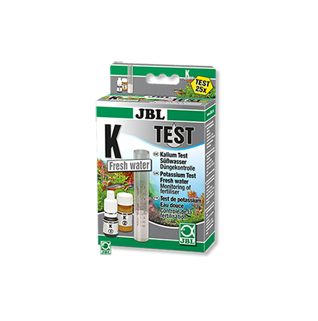 JBL K Kalium Test-Set - 25 tests potassium