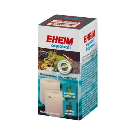 EHEIM Cartouches Filtrantes - Pour Filtre Aquaball 60/130/180