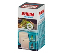 EHEIM 2618080 Masses filtrantes blanches Aquaball x2