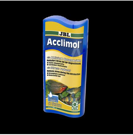 JBL Acclimol - 250ml - Acclimatation des poissons