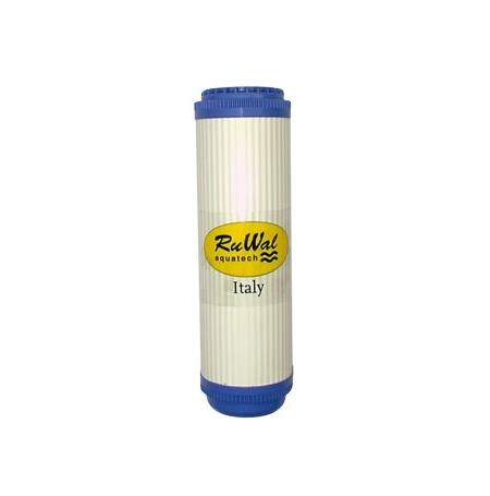 RUWAL Cartouche pour filtre RO/DI 1 Anti nitrates