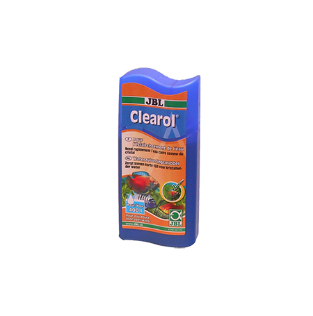 JBL Clearol 100 ml Clarificateur d'eau