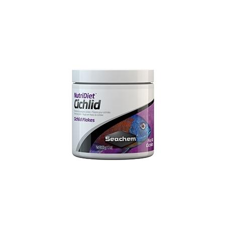 SEACHEM NutriDiet Cichlid Flakes - 30 g