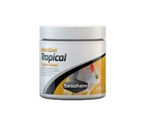 SEACHEM NutriDiet Tropical Flakes 15g Nourriture poissons tropicaux Flocons