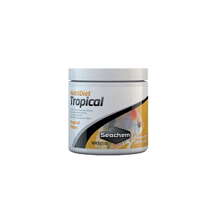 SEACHEM NutriDiet Tropical Flakes - 30 g
