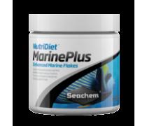 SEACHEM Nutridiet Marine Plus Flakes 15g Nourriture pour poissons marins Flocons