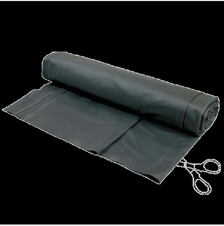 UBBINK Bâche EPDM épaisseur 1mm - Largeur 6,68m - Vendue à la découpe - Prix au m² : 7,80 €*