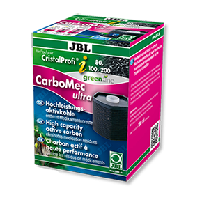 JBL CarboMec ultra CPi Charbon actif pour CP i 80-200