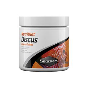 SEACHEM NutriDiet Discus Flakes 15g Nourriture discus Flocons