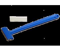 JBL Aqua-T Handy angle Nettoyeur de vitres incliné (15 °) doté d'une lame en acier.