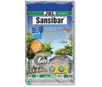 JBL Sansibar GREY 10kg Substrat fin gris pour aquarium