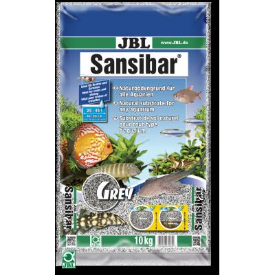 Jbl sansibar grey 10kg substrat fin gris pour aquarium for Substrat pour aquarium