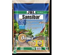 JBL Sansibar ORANGE Substrat fin orange pour aquarium