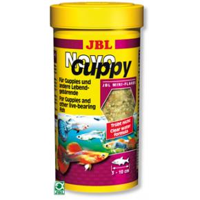 JBL NovoGuppy 100ml Nourriture principale guppys et vivipares
