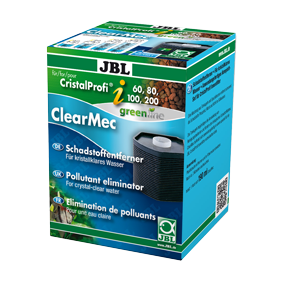 JBL Clearmec CPi 60 à 200 Set d'élimination des nitrites, nitrates et phosphates