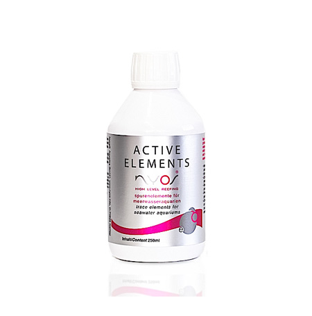 NYOS Actives Elements - 250ml - Nourriture coraux