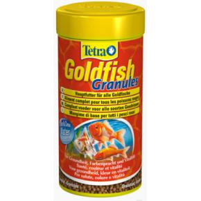 TETRA Goldfish Granulés 375g Nourriture poissons rouges